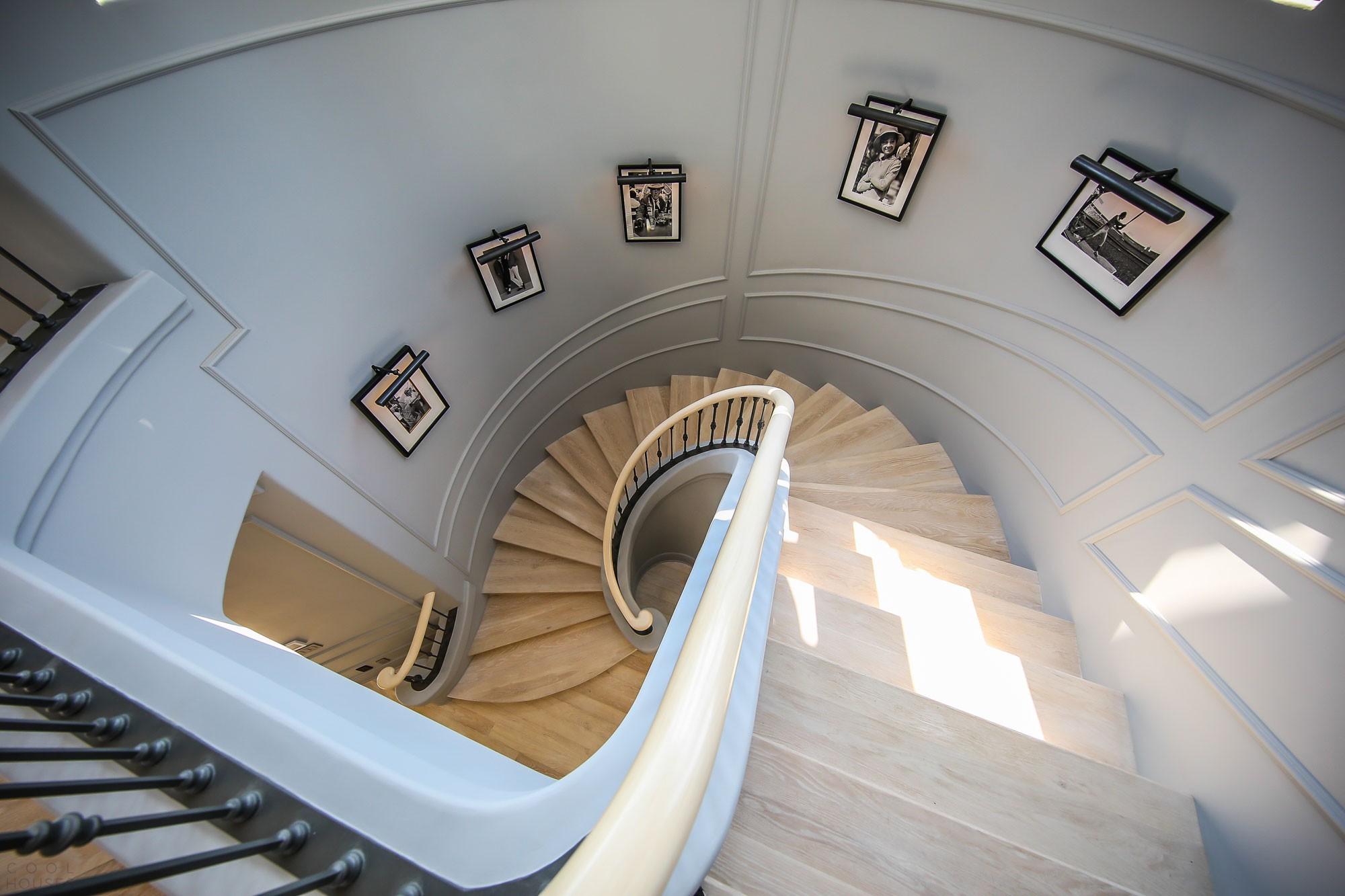Роскошный особняк за 35 млн. долларов в Беверли-Хиллз