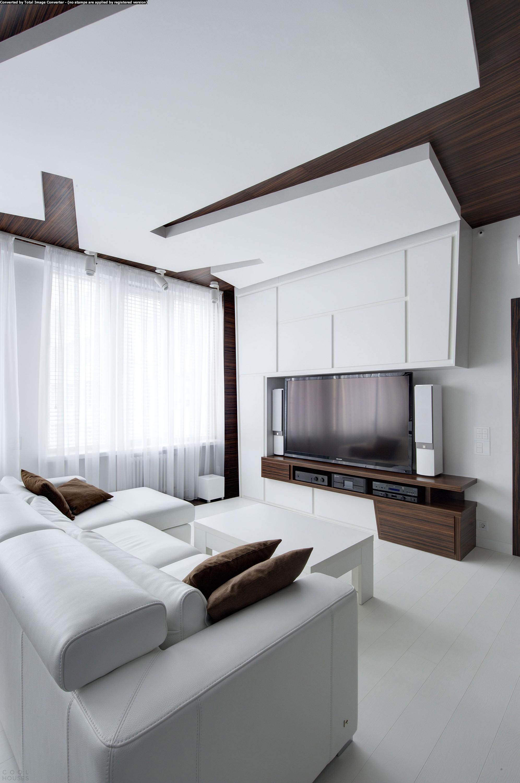 Современный ремонт квартиры в Москве