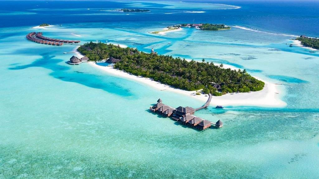 Фантастический курорт Anantara Maldives на Мальдивах