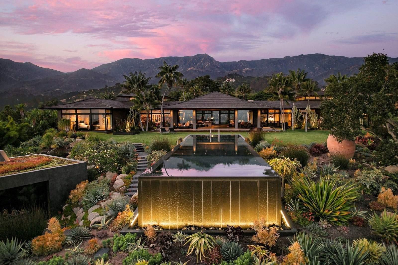 Роскошное поместье за  000 000 в Калифорнии, США