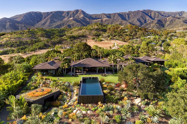Роскошное поместье за $40 000 000 в Калифорнии, США