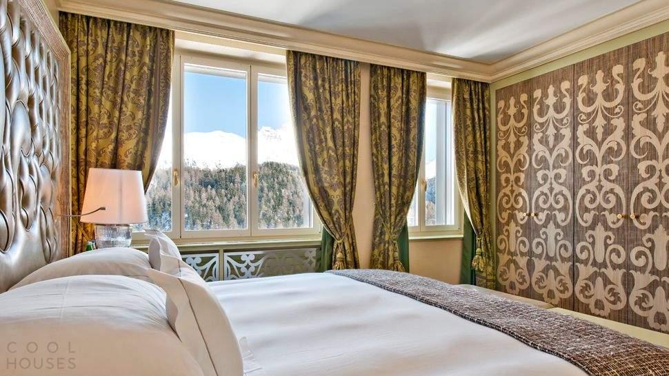 Роскошный пятизвездочный отель Carlton в Швейцарии