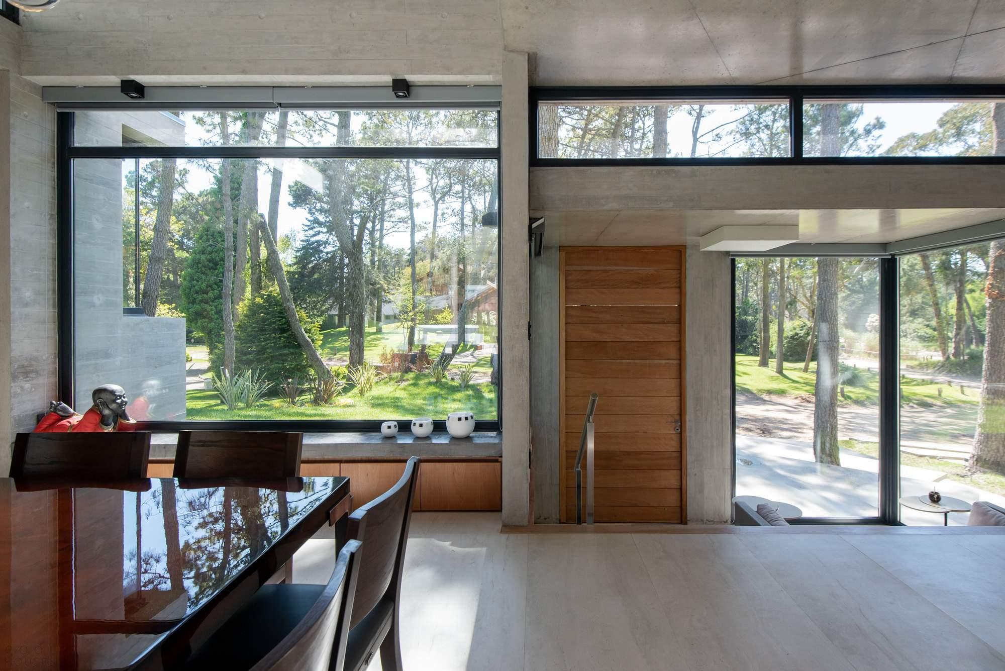 Дом для повседневной жизни и отдыха с креативным дизайном, Аргентина