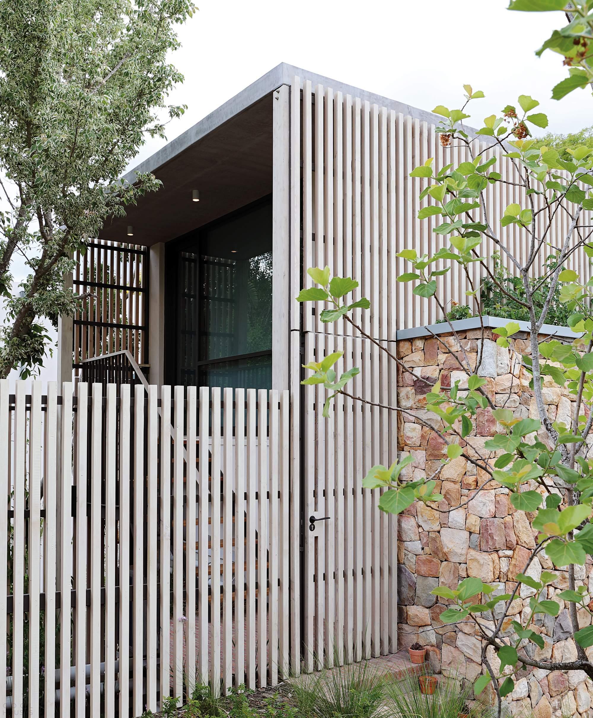 Дом в единстве с природой, Южная Африка
