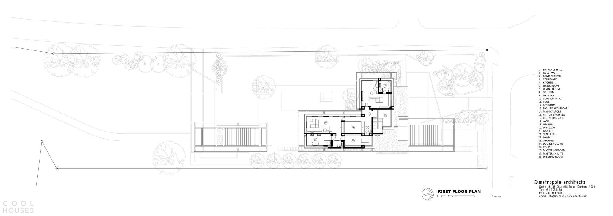 Элитный дом с впечатляющим дизайном, Израиль