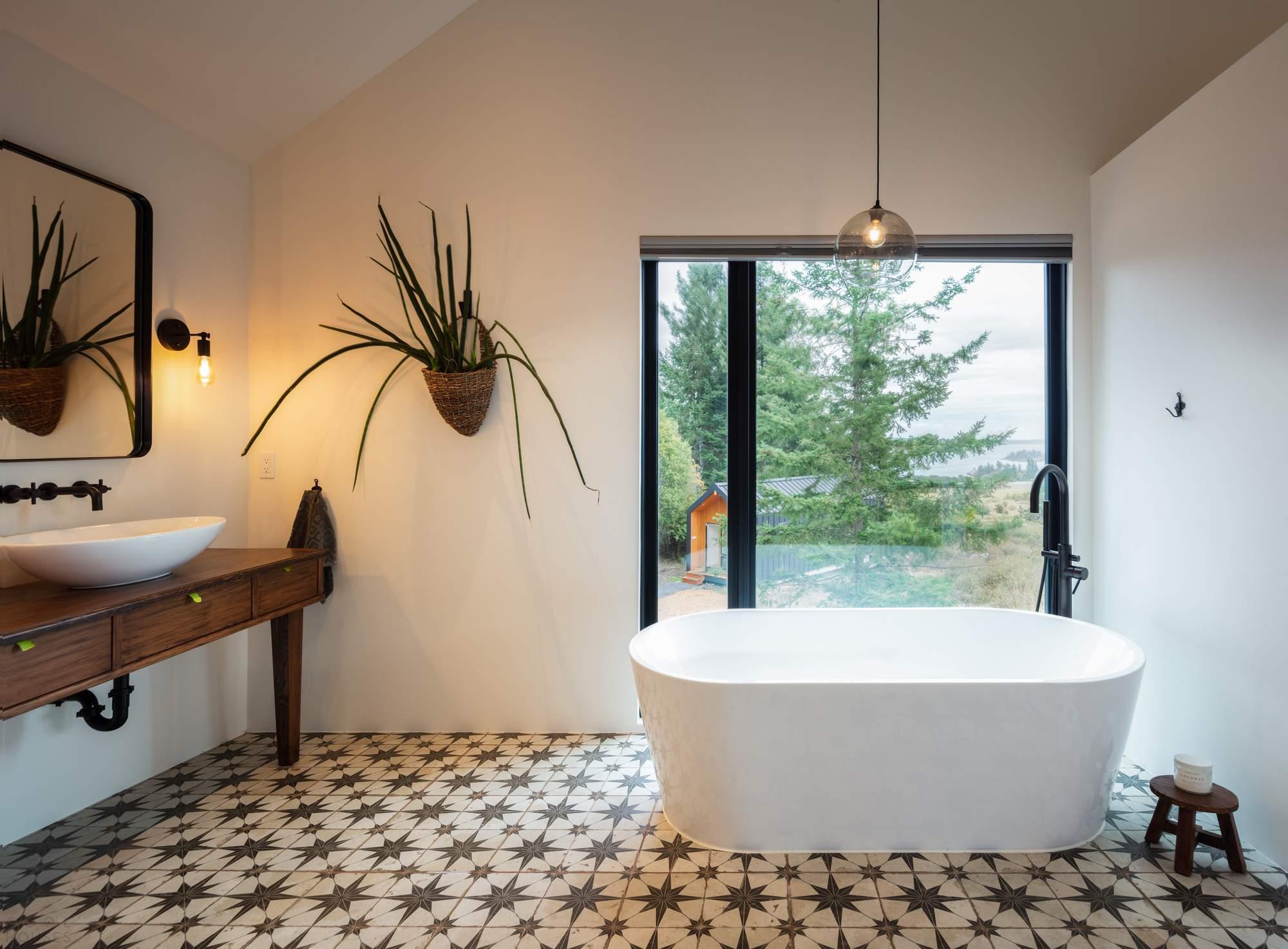Бутик-отель с изысканным минимализмом в скандинавском стиле, США