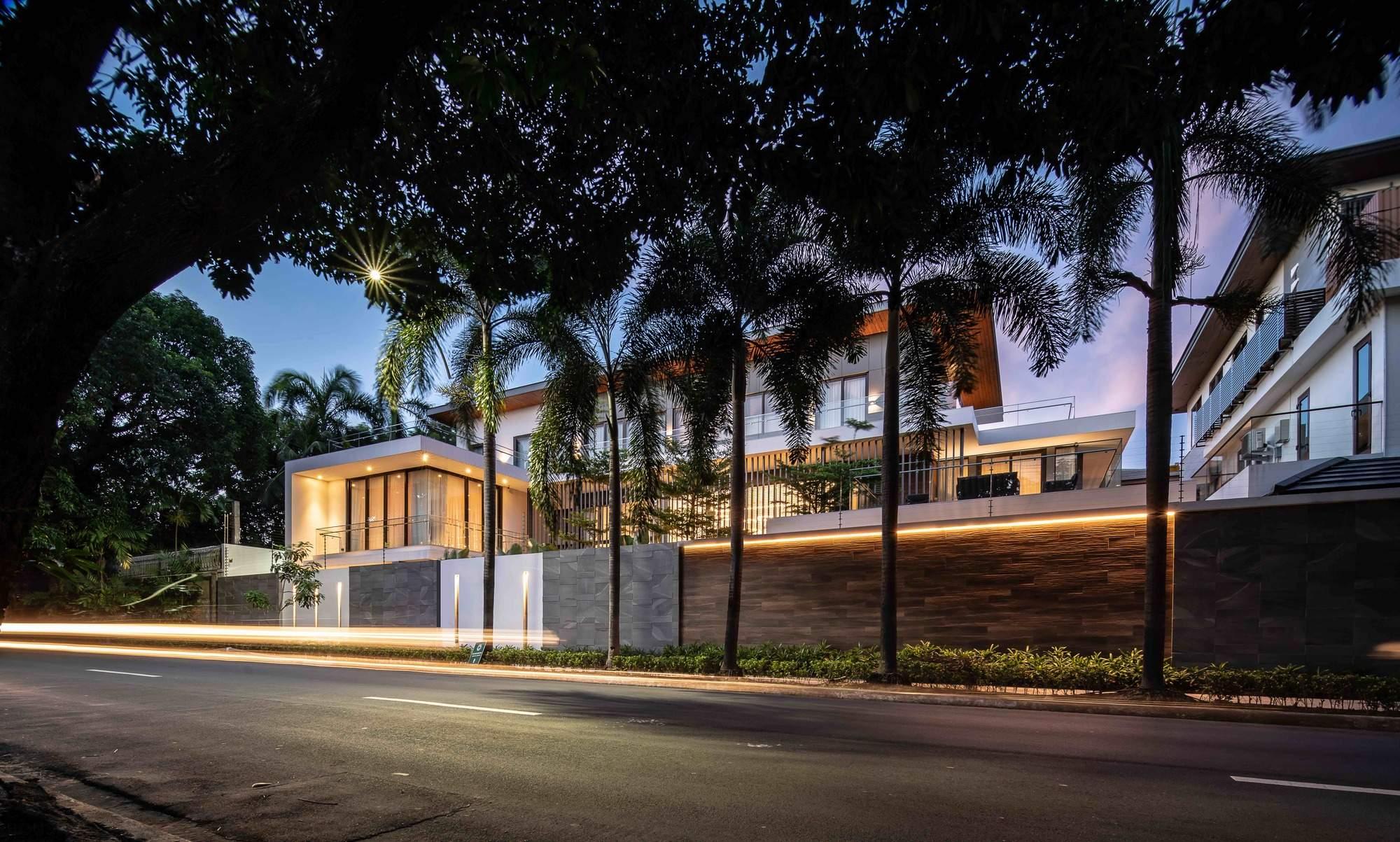 Идеальная семейная резиденция в Филиппинах