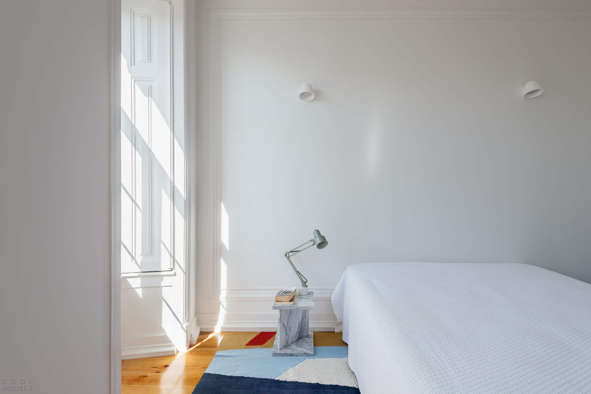 Минималистичная квартира со скандинавским колоритом, Португалия