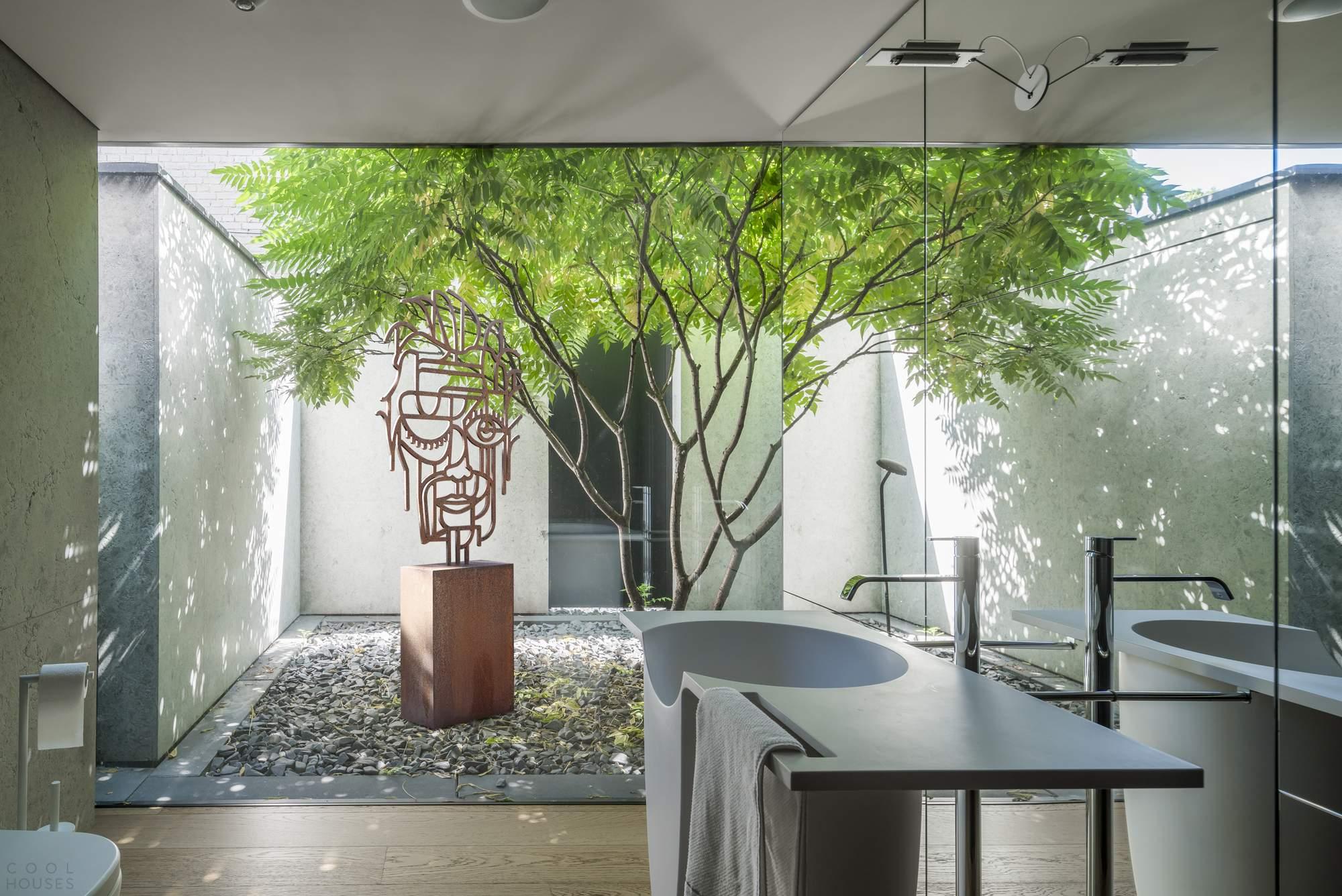 Стильная семейная резиденция «Дом трав» в Польше
