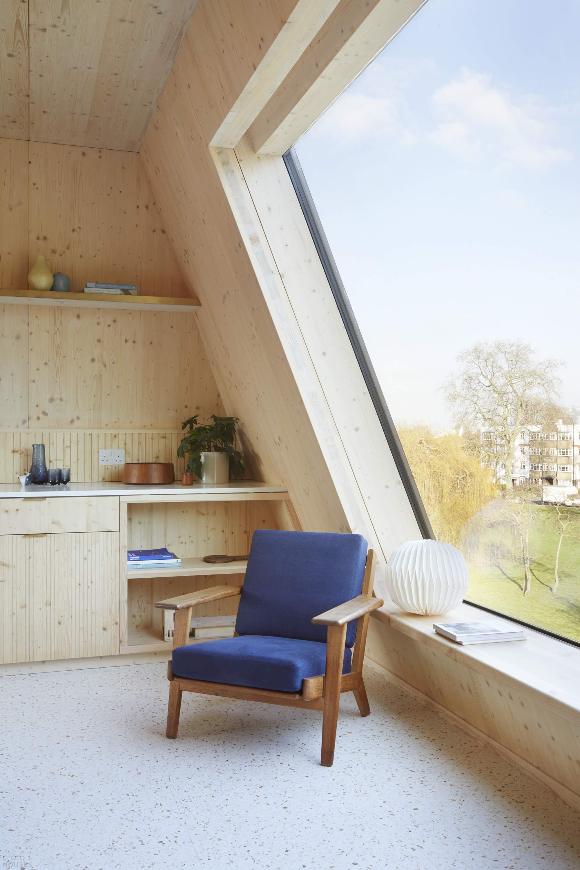 Уникальный жилой комплекс с экологически чистыми апартаментами, Великобритания