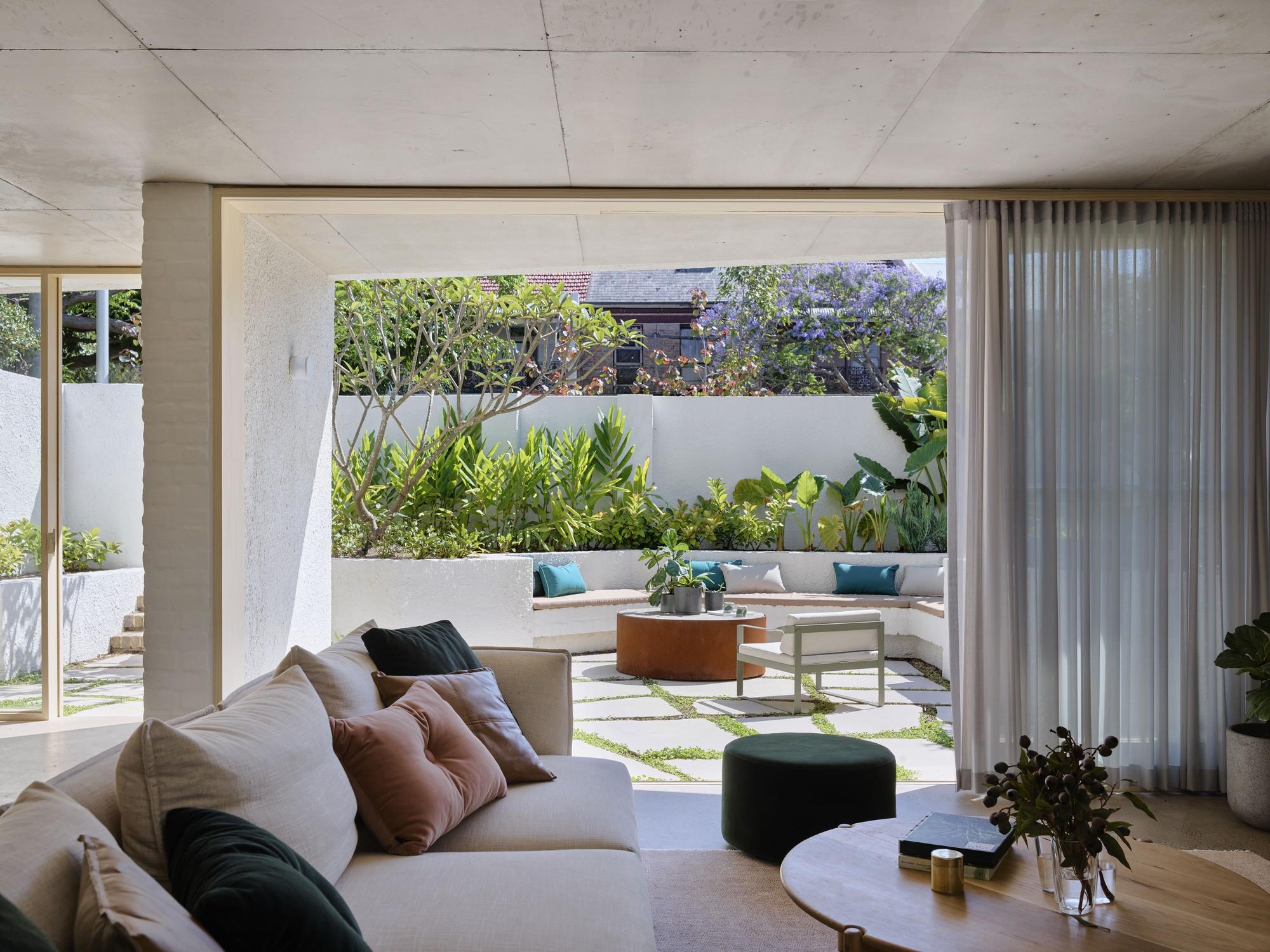 Собственный дом архитектора с экологически устойчивым дизайном