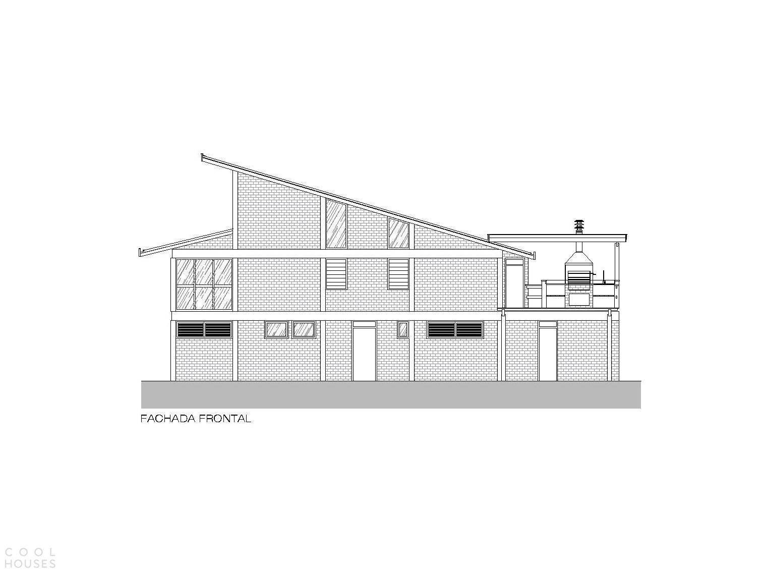 Семейный дом с удобной планировкой и уютным жизнерадостным интерьером