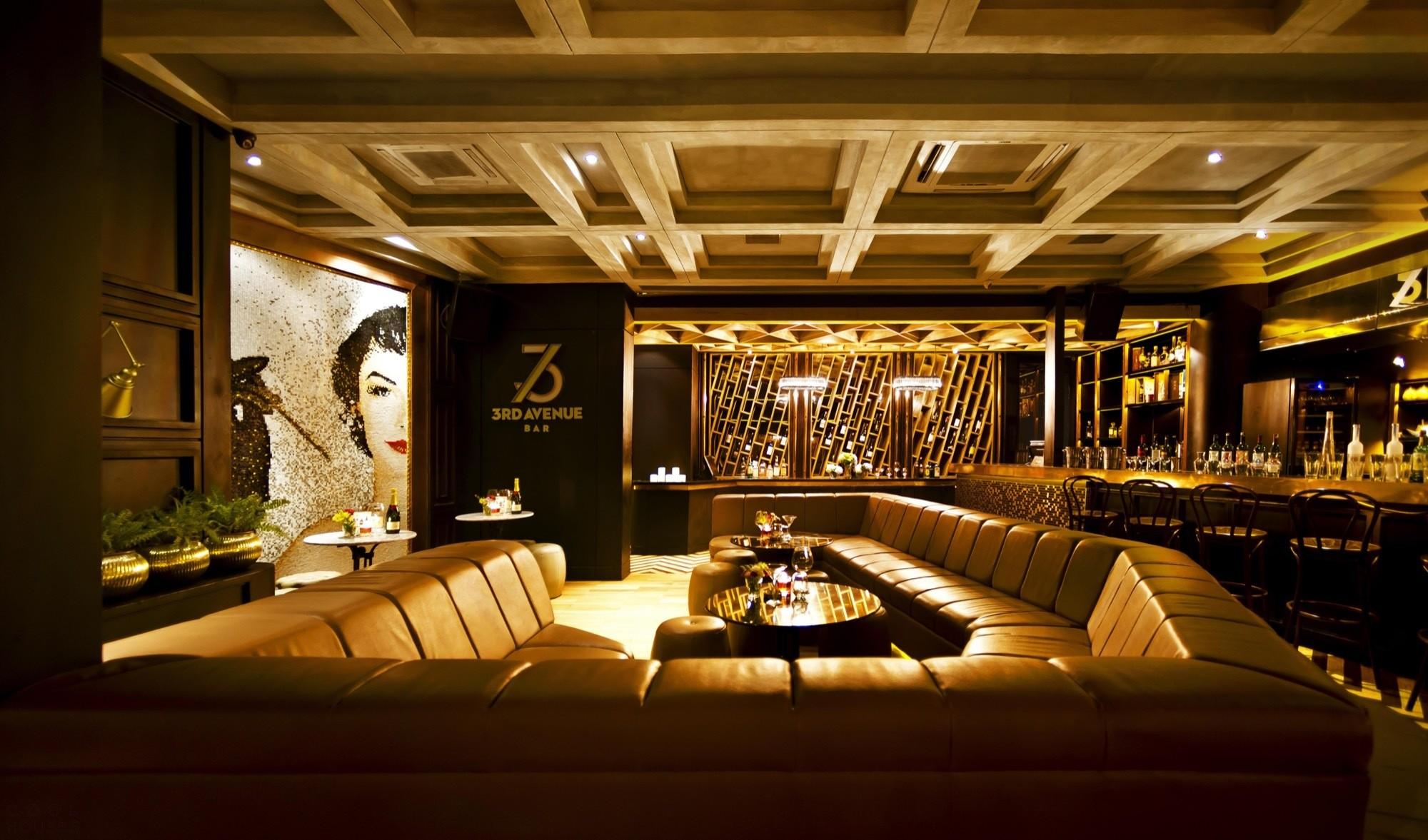 3rd Avenue Bar в Джакарте, Индонезия