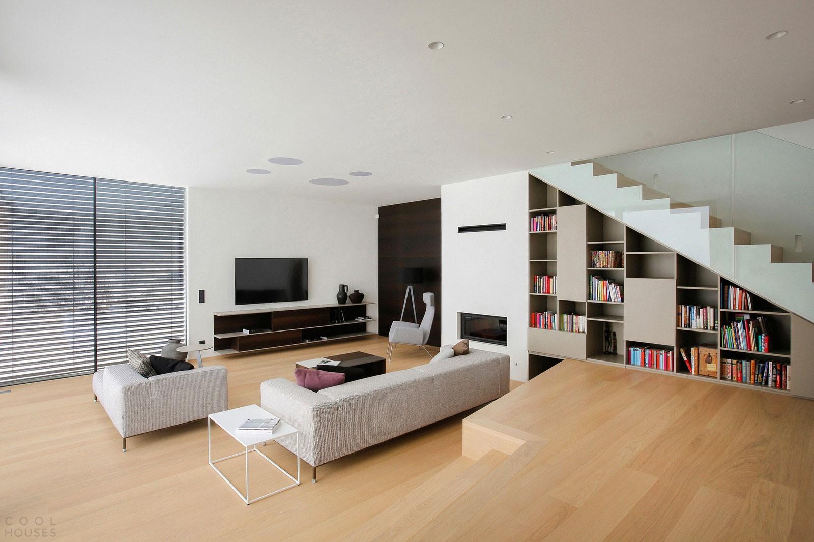 Частный дом в Словении как пример современного дизайна
