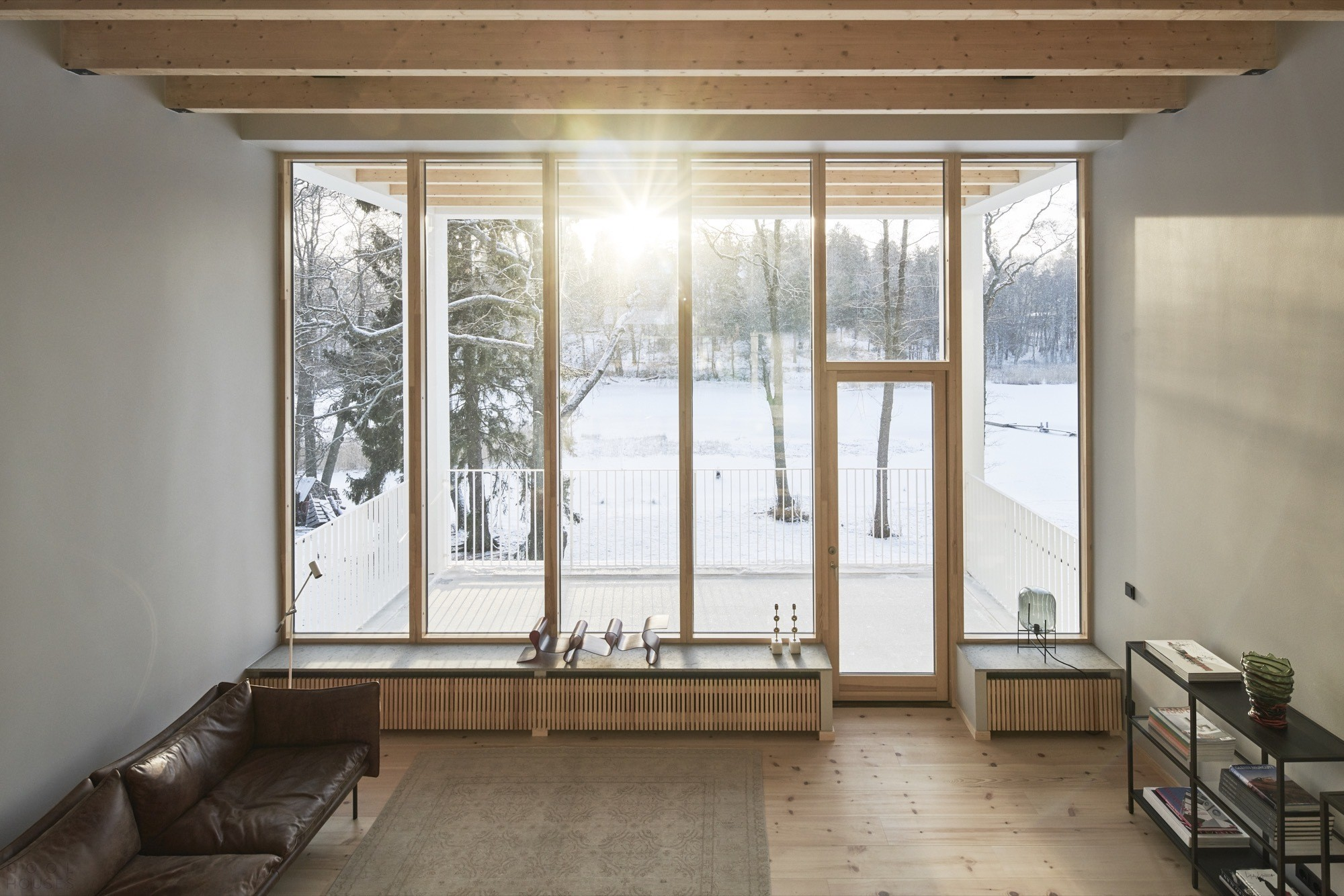 Элитный жилой комплекс в Швеции