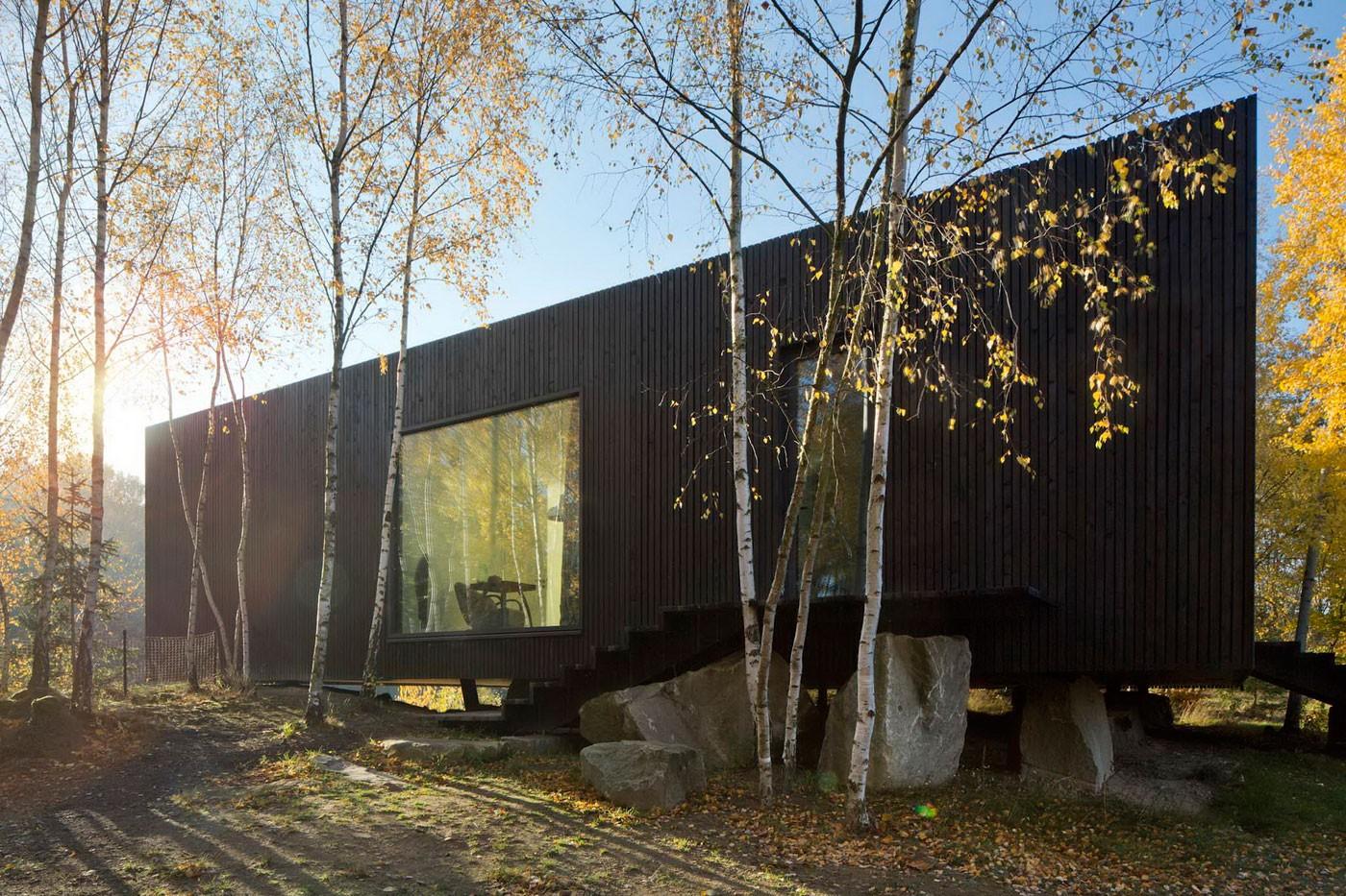Семейный дом для отдыха в Чехии