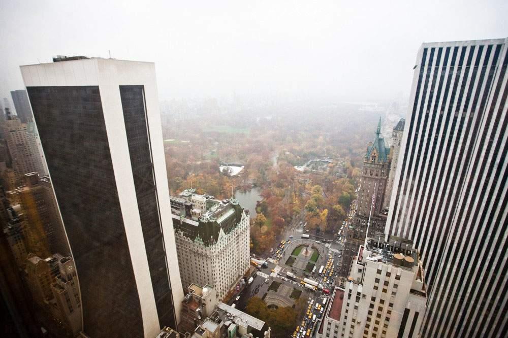 Манхэттенский пентхаус Дональда Трампа, США