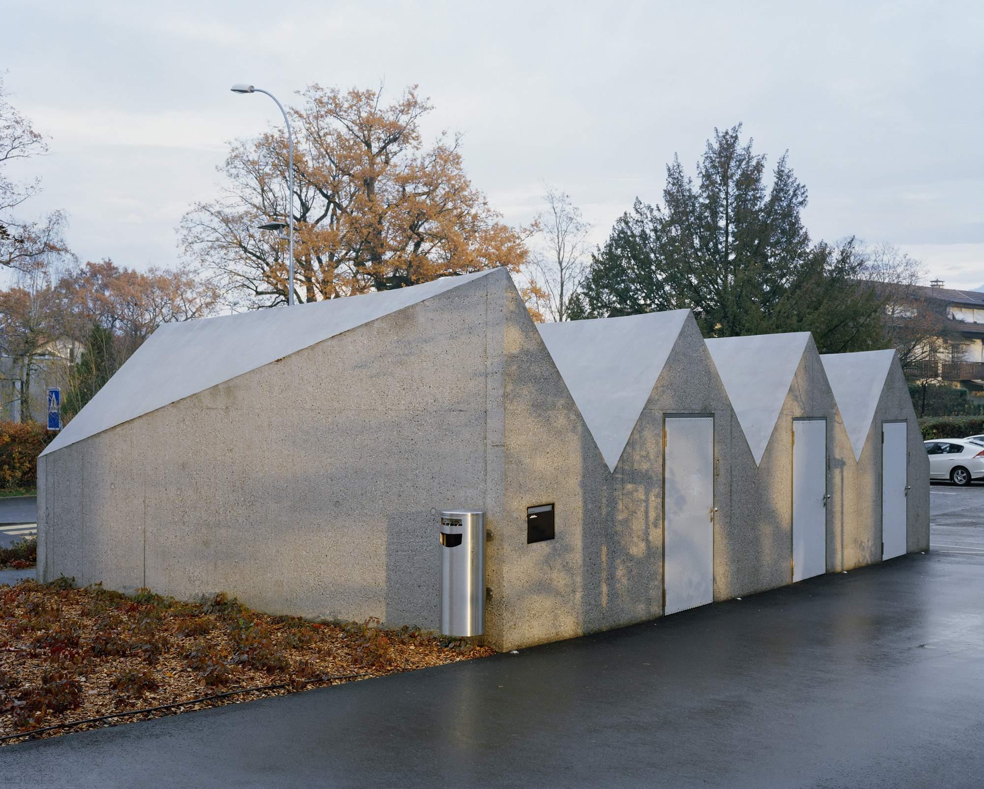 Современный детский сад в Швейцарии