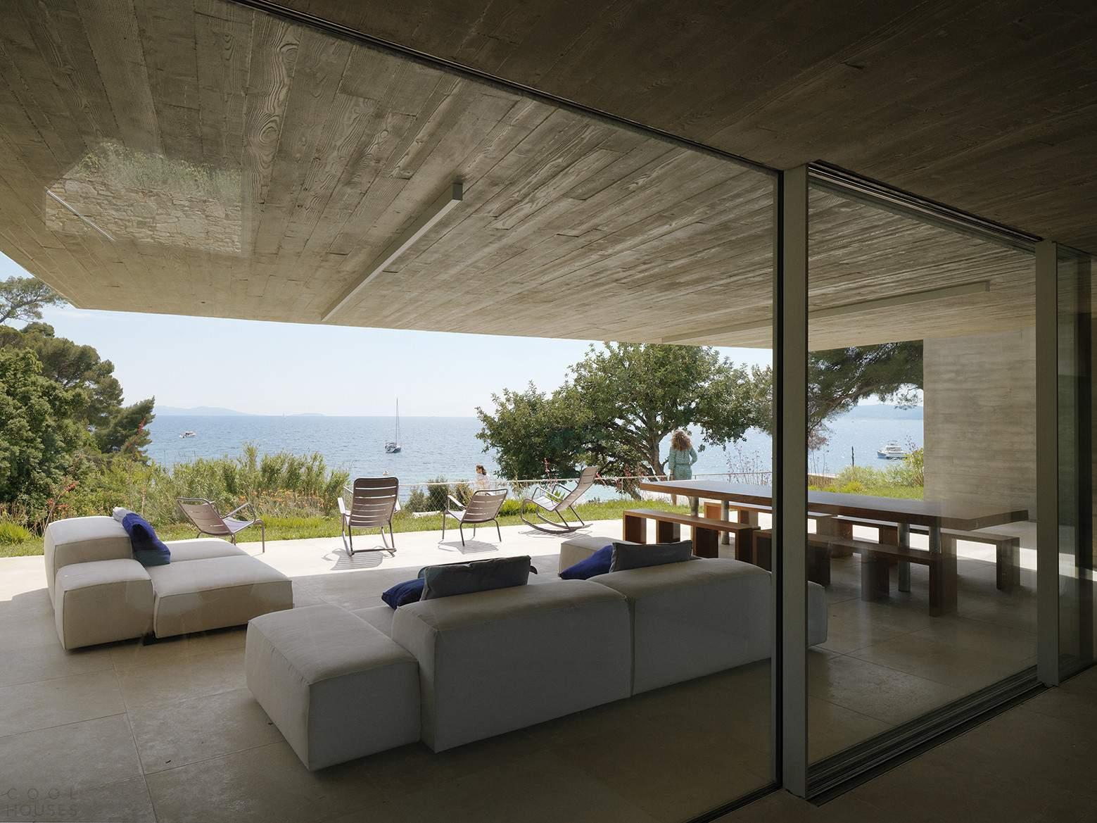 Вилла на Лазурном берегу Средиземного моря, Франция