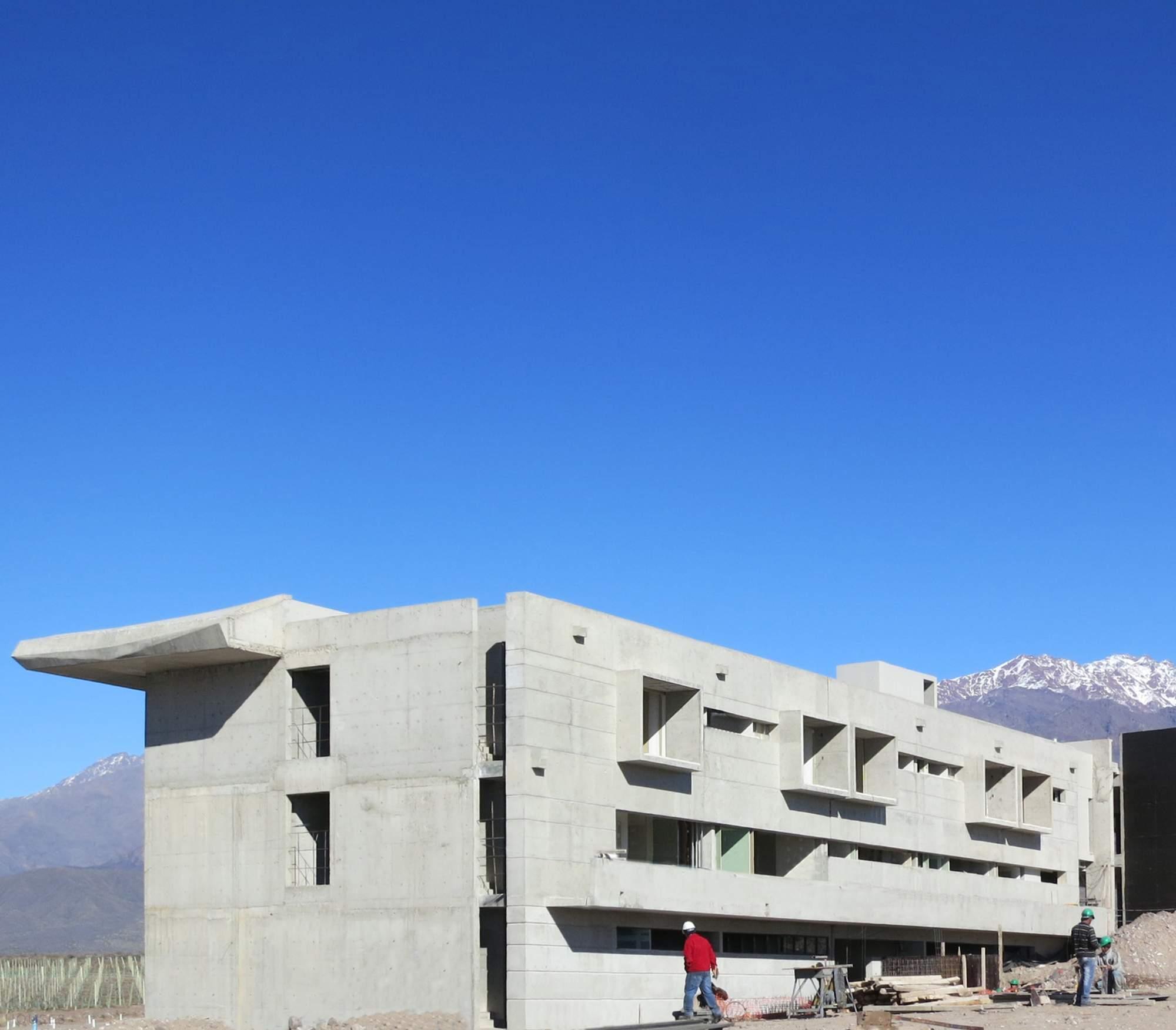 Курортный отель House of Uco в Аргентине