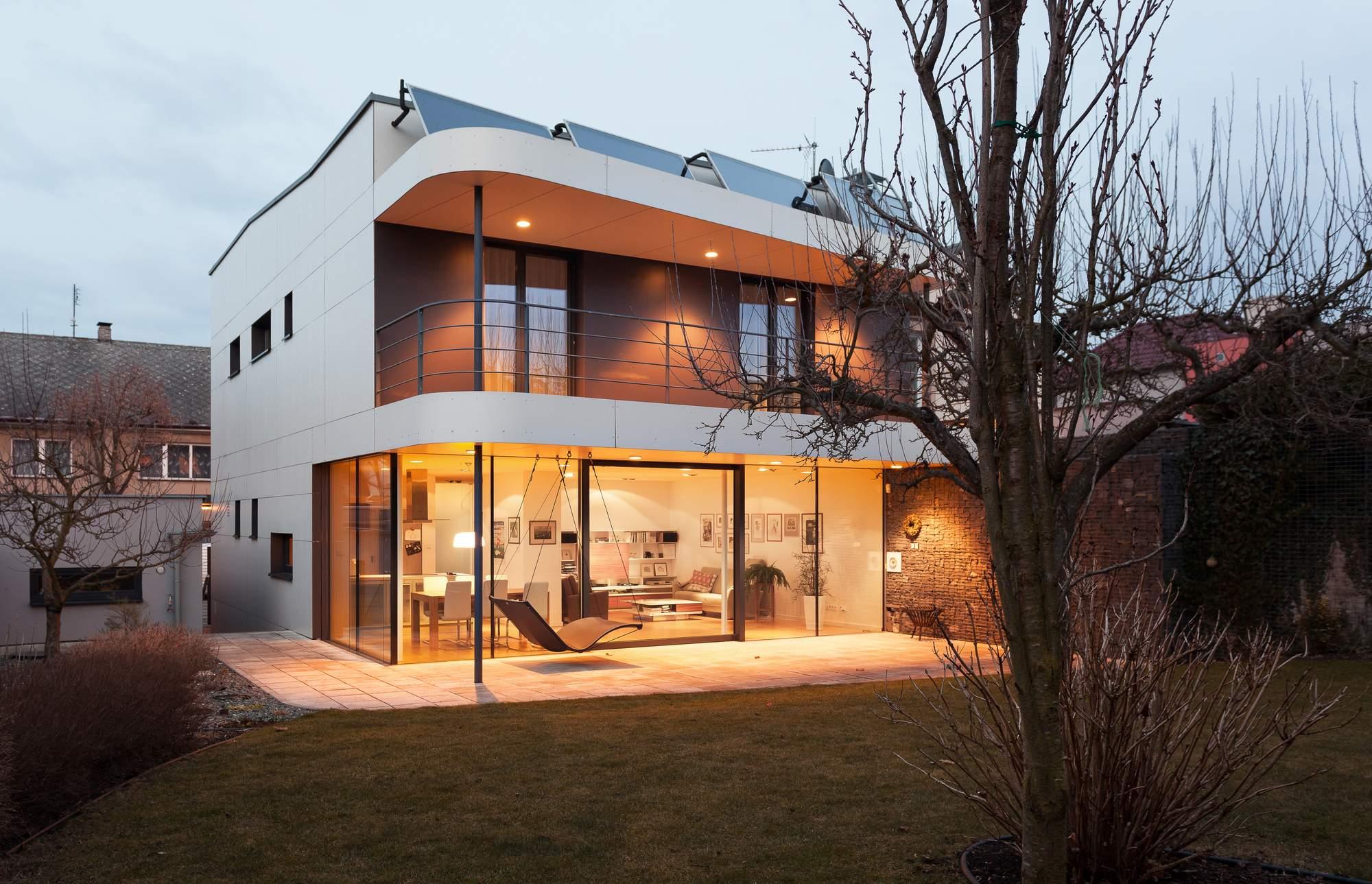 Уютная семейная вилла Bresson в Чехии