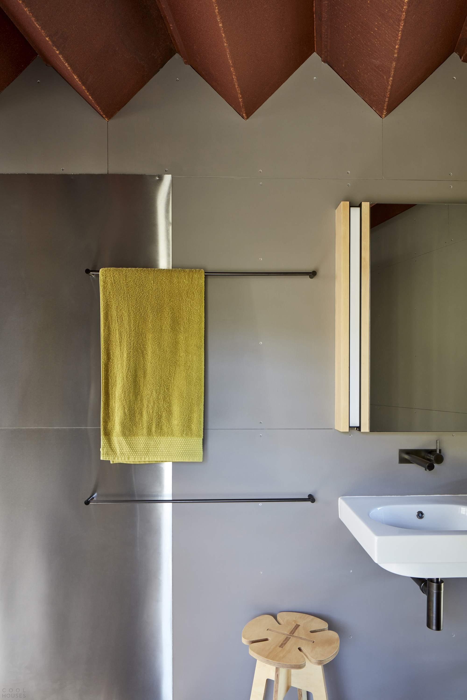 Домик с огнестойким дизайном, Австралия