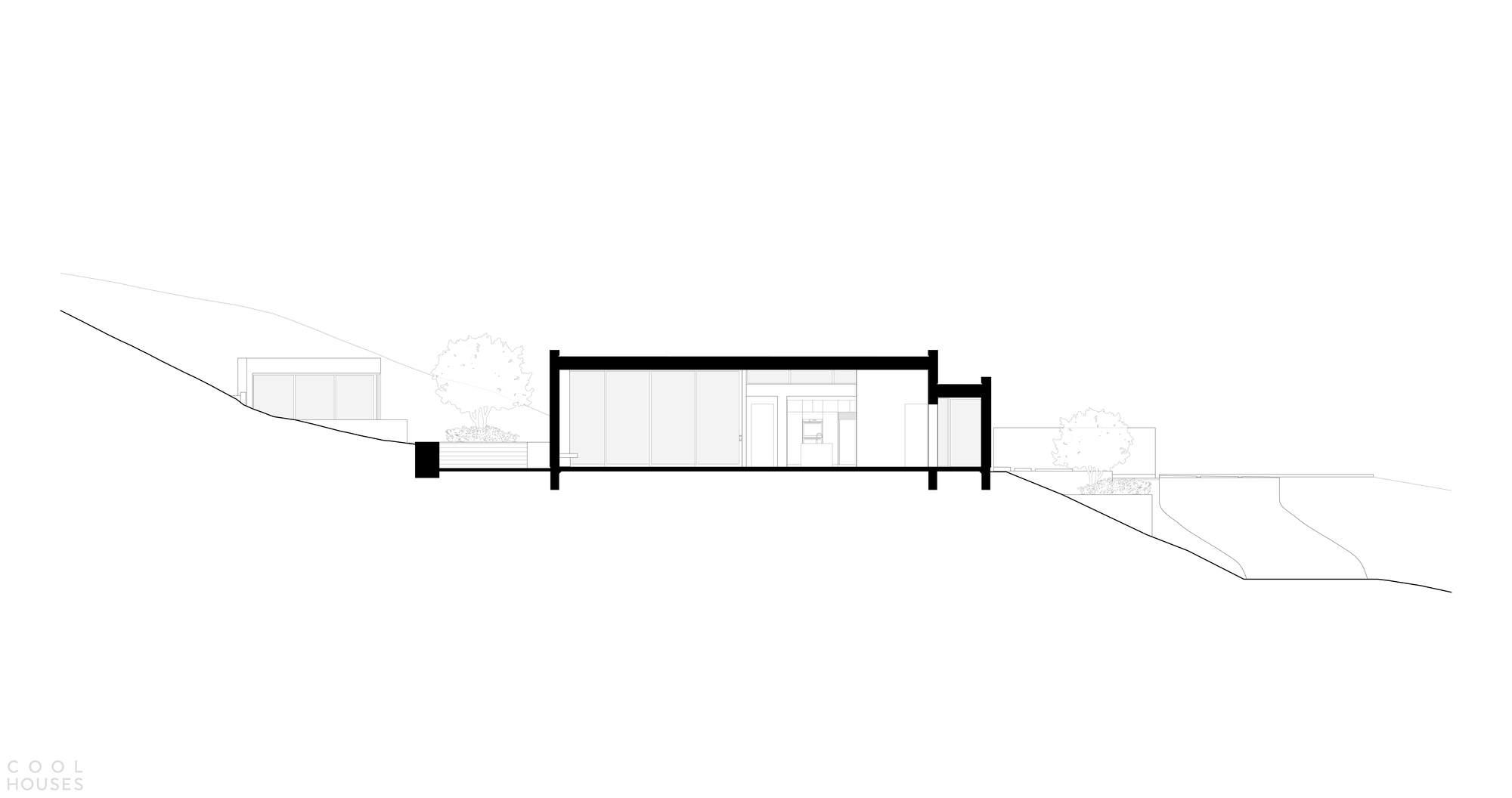 Модернистский дом «Дикая сирень», США