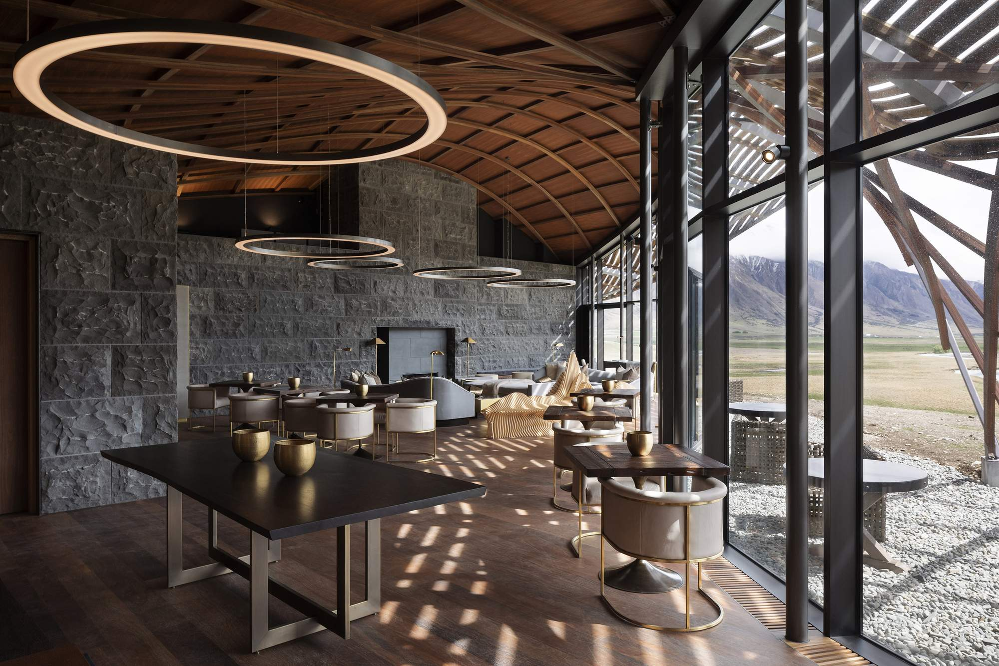 Отель для хоббитов на Южном острове Новой Зеландии