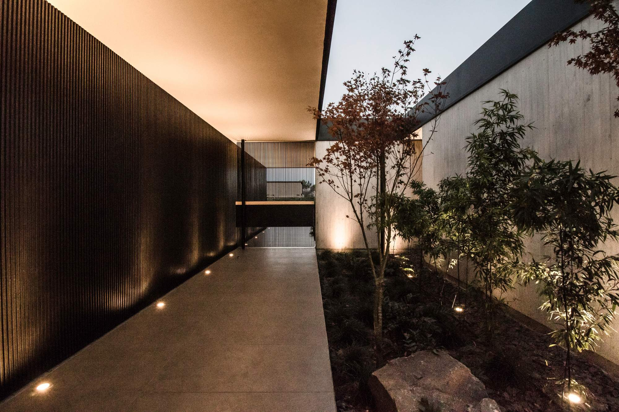 Стильная резиденция с изолированными пространствами, Аргентина