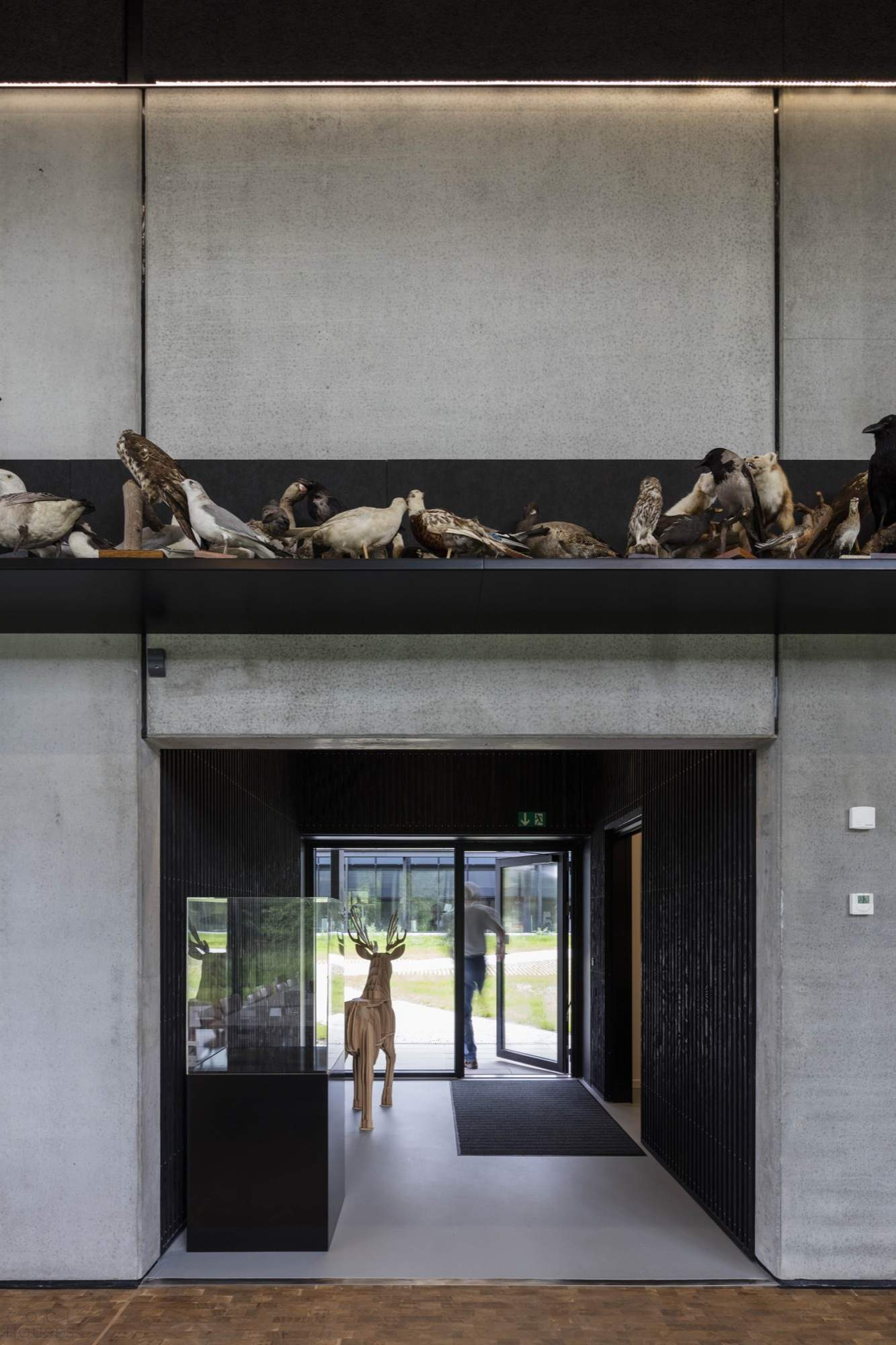 «Дом охоты» на полуострове Ютландия, Дания