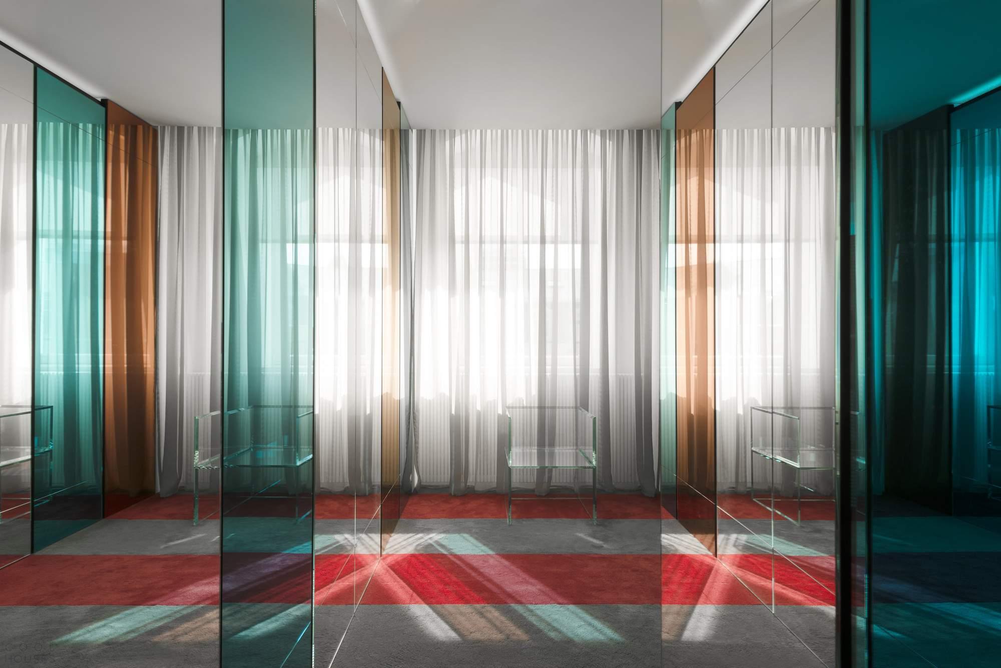 Элитная резиденция с впечатляющим дизайном, Россия