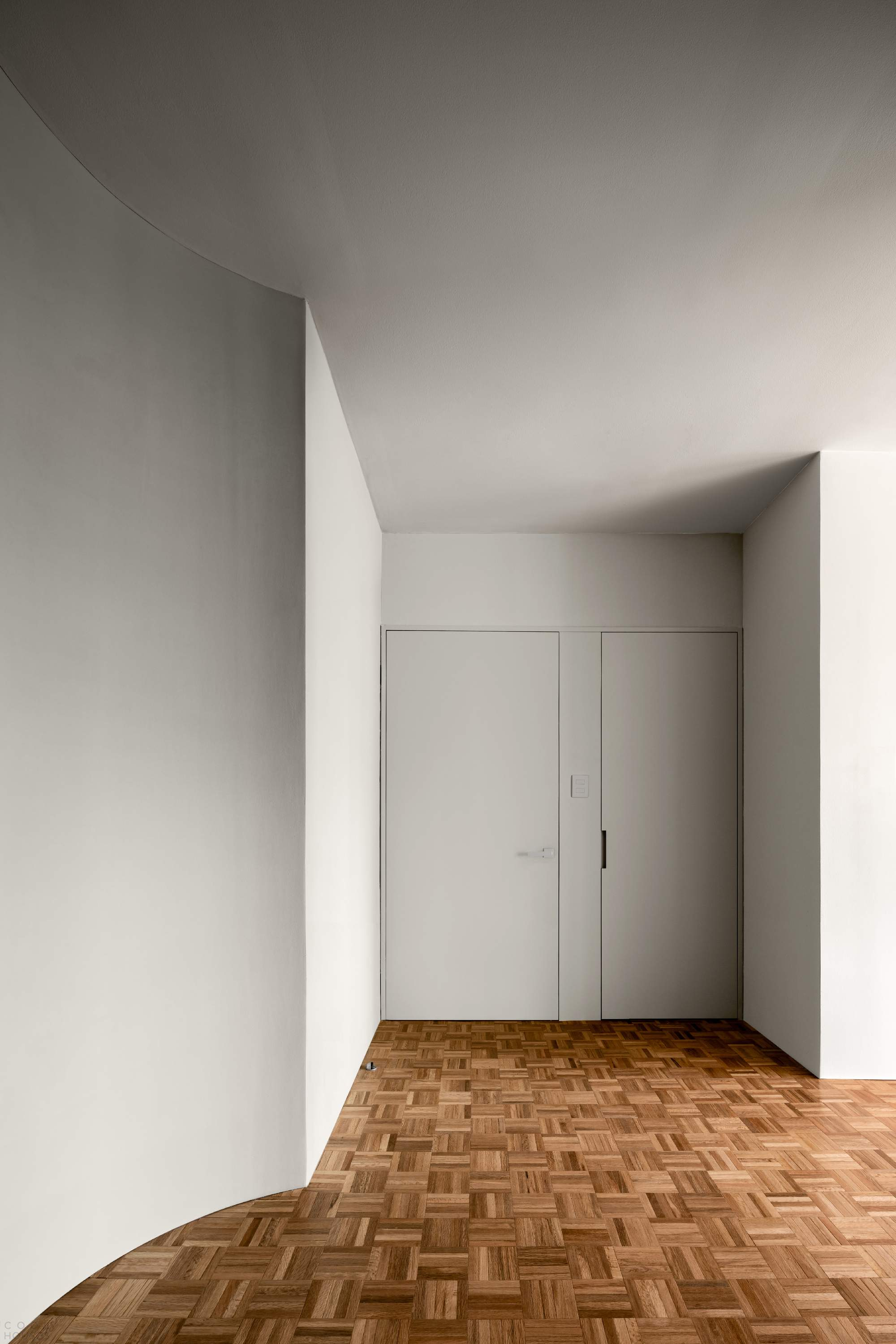 Квартира с непрерывным пространственным характером, Мексика
