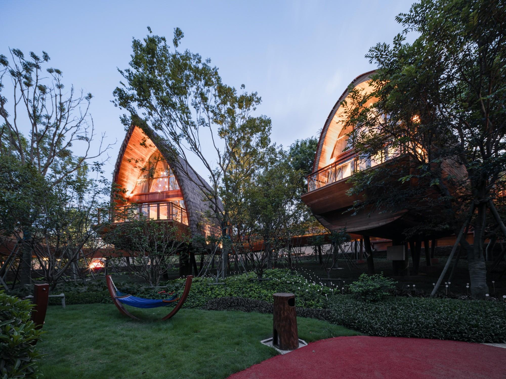 Дизайн отеля «Lebei», вдохновленный местной историей и архитектурными традициями
