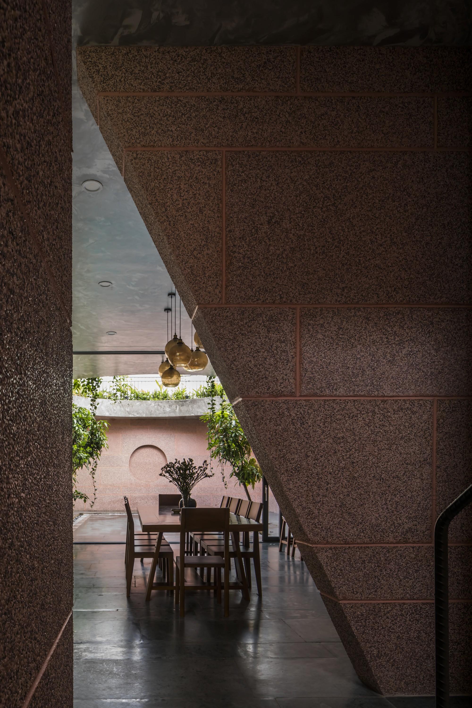 «Розовый дом» с атмосферой традиционных жилых пространств Восточной Азии