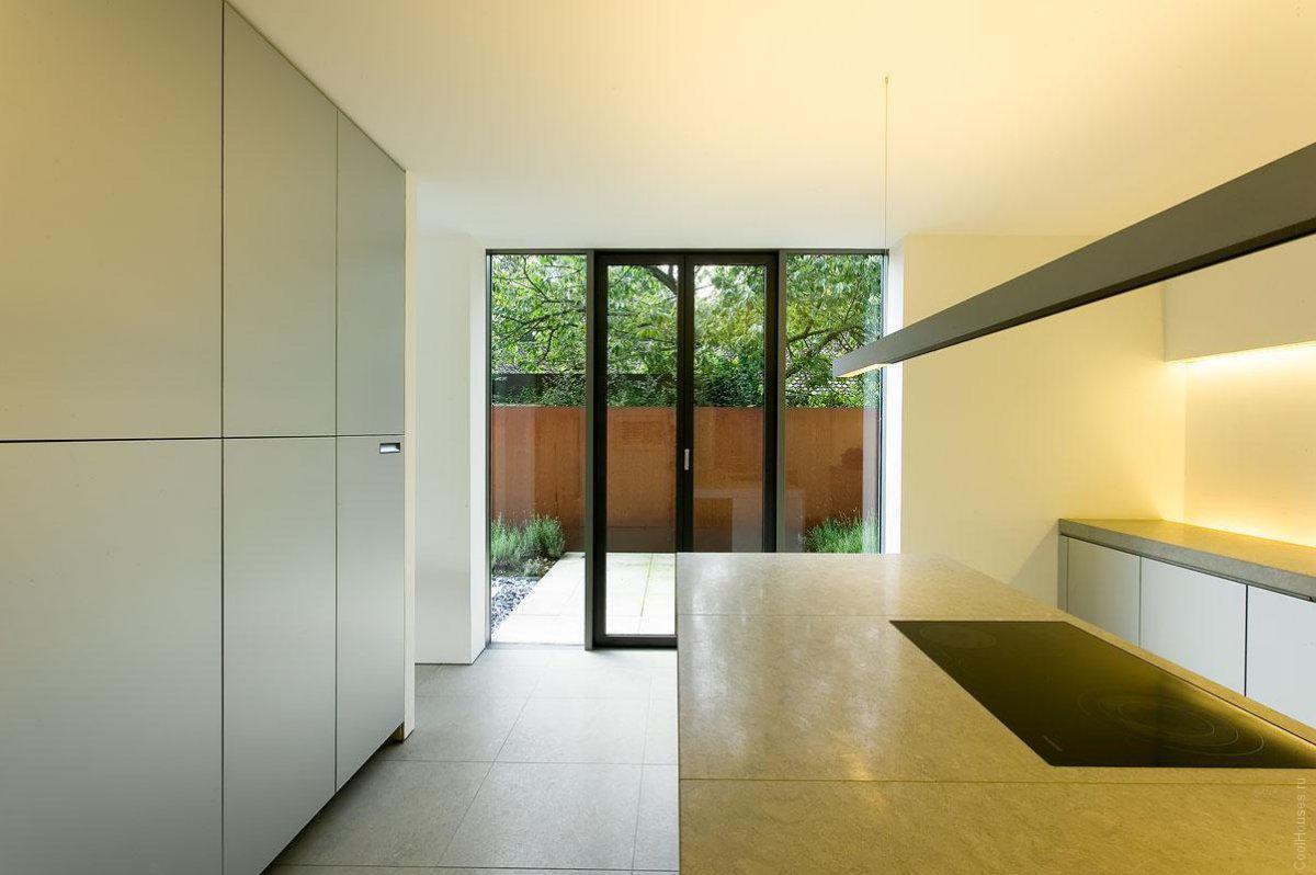 Современный частный дом в Германии