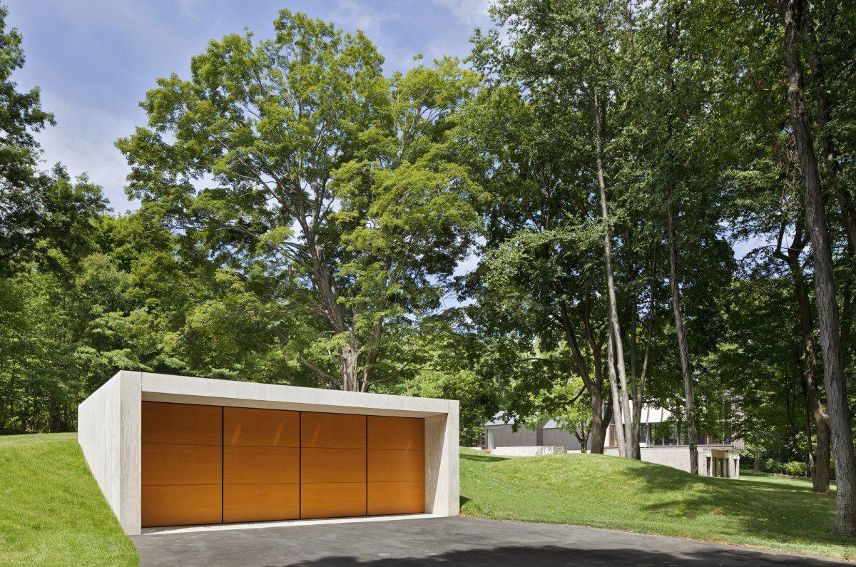 Стильный дом для творческой личности