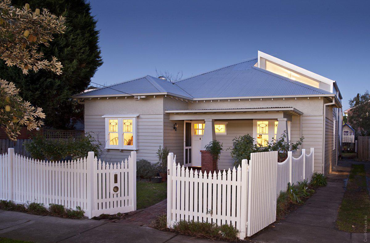 Дом для молодой пары в Австралии