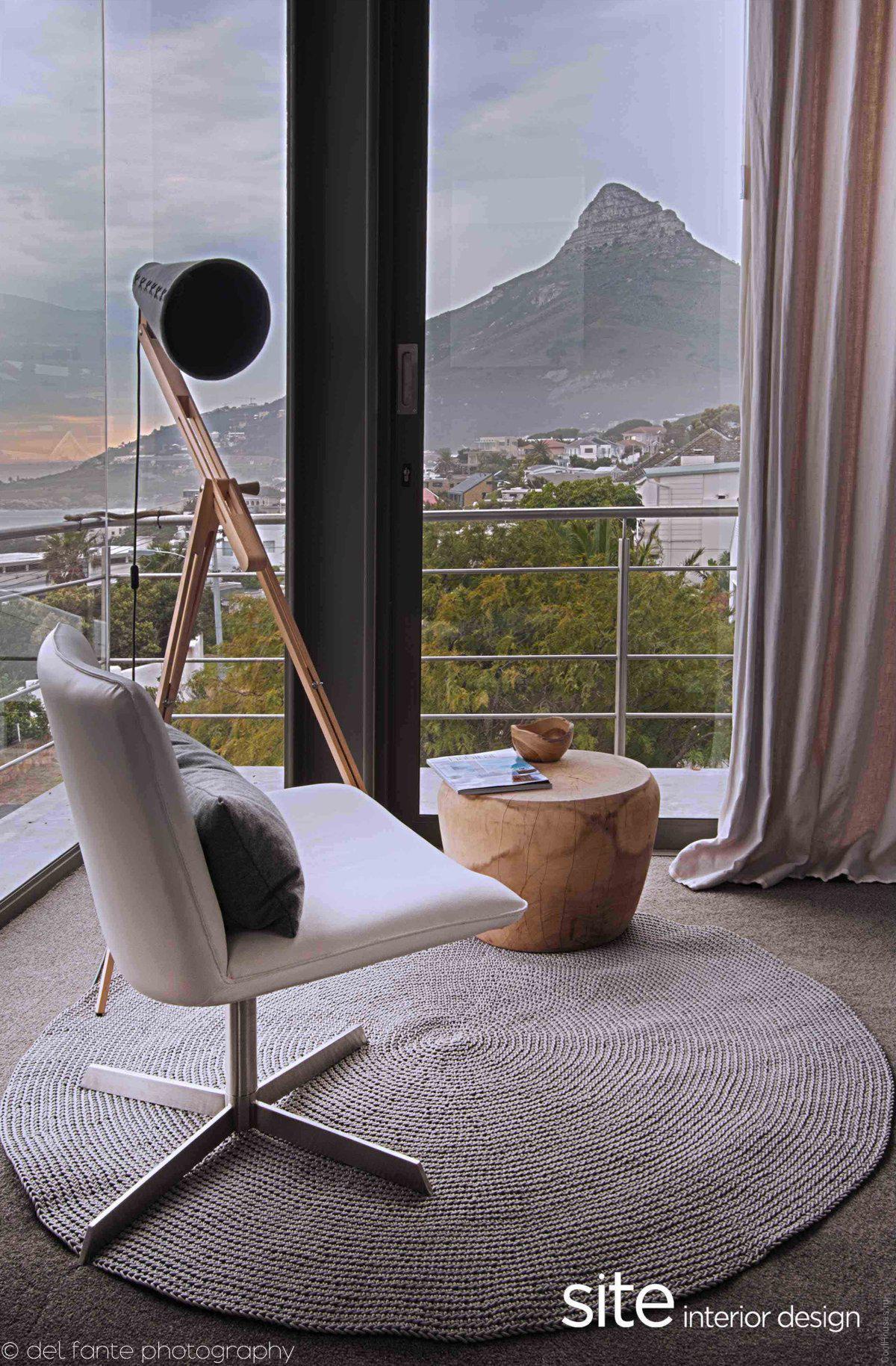 Интерьер загородного дома в Южной Африке