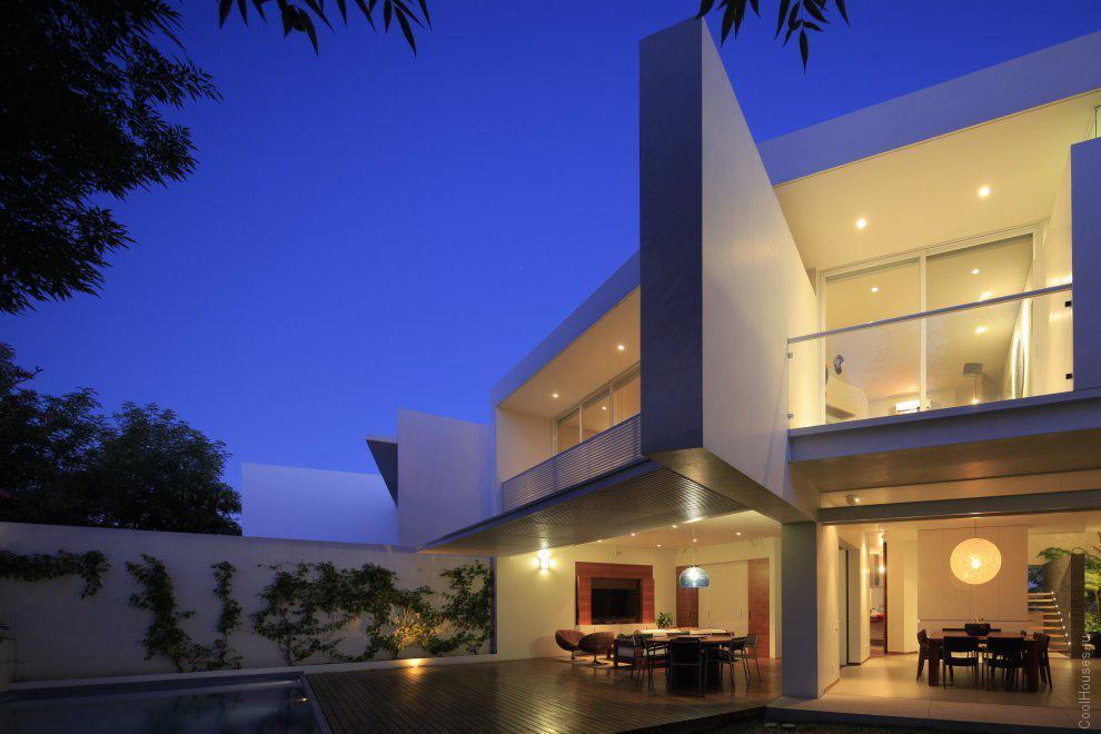 Вилла Casa Curato в Мексике