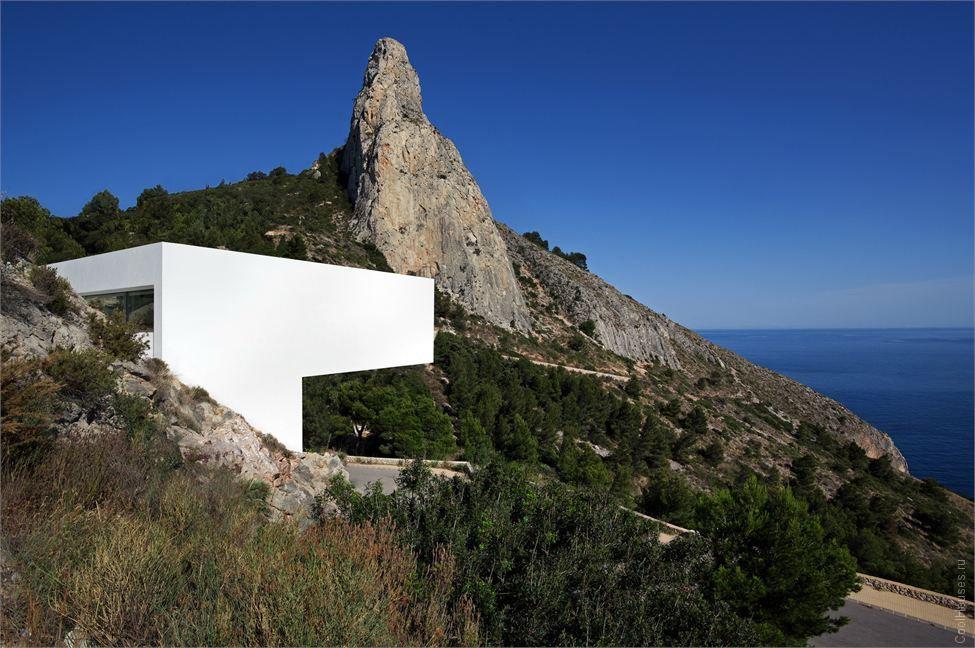 Уютный дом в горах