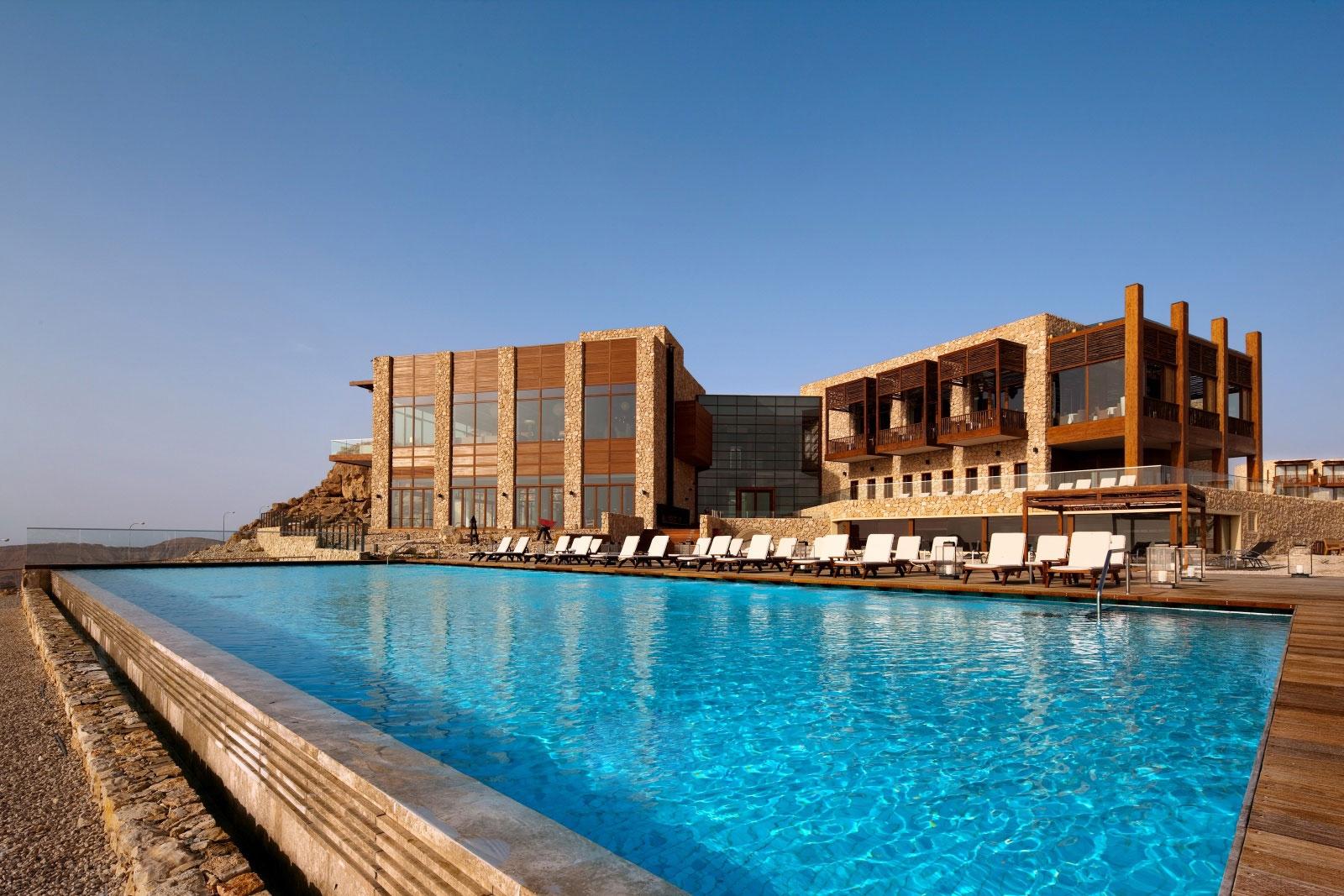 Элитная пятизвездочная гостиница Берешит в Израиле