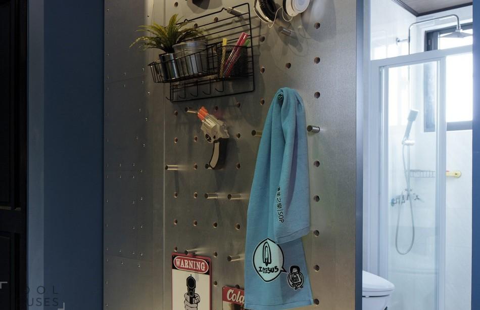 Интерьер оригинальной квартиры по проекту команды дизайнеров HAO Design