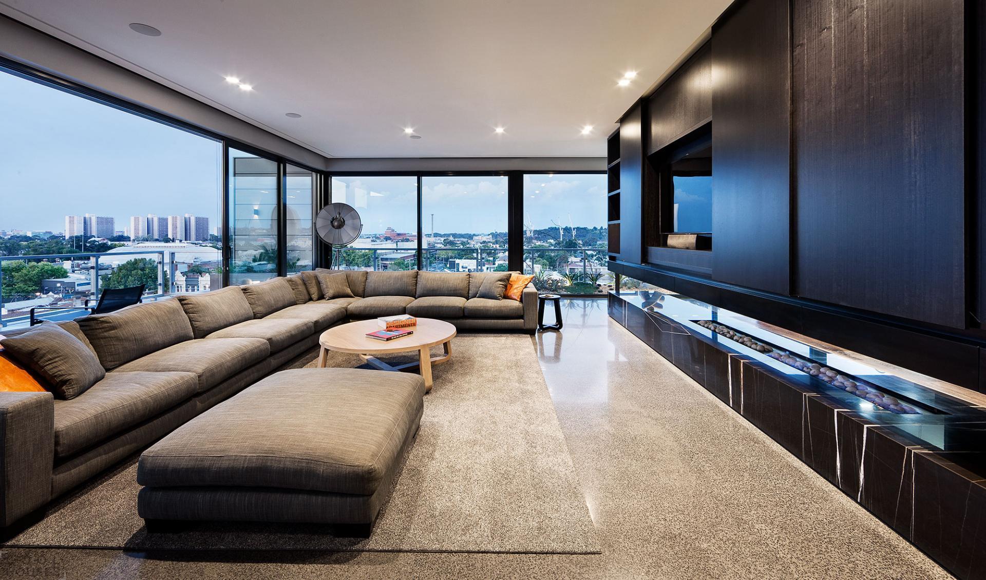 Интерьеры квартир фото от Jam Architects