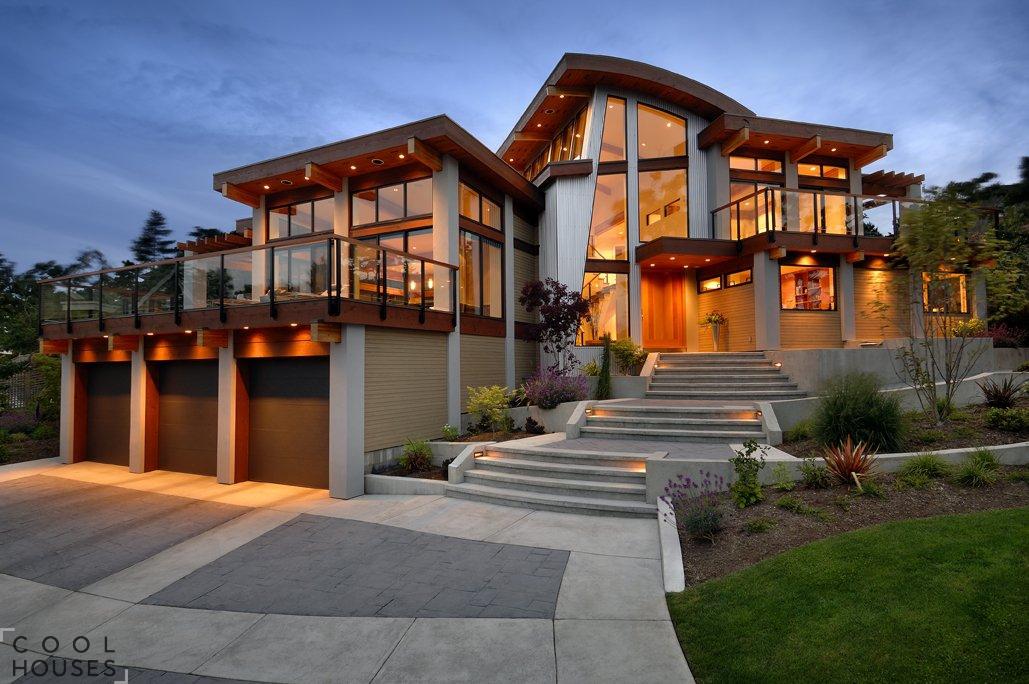 Лучшие дома и квартиры 2014 года