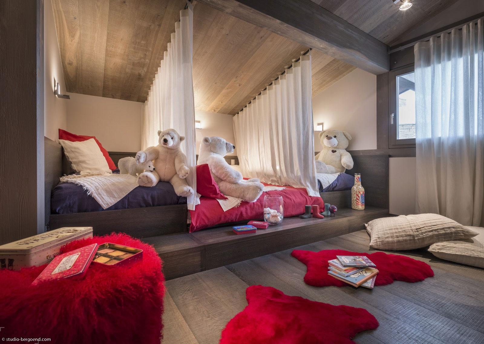 Шале для аренды в престижном горнолыжном курорте Межев, Франция