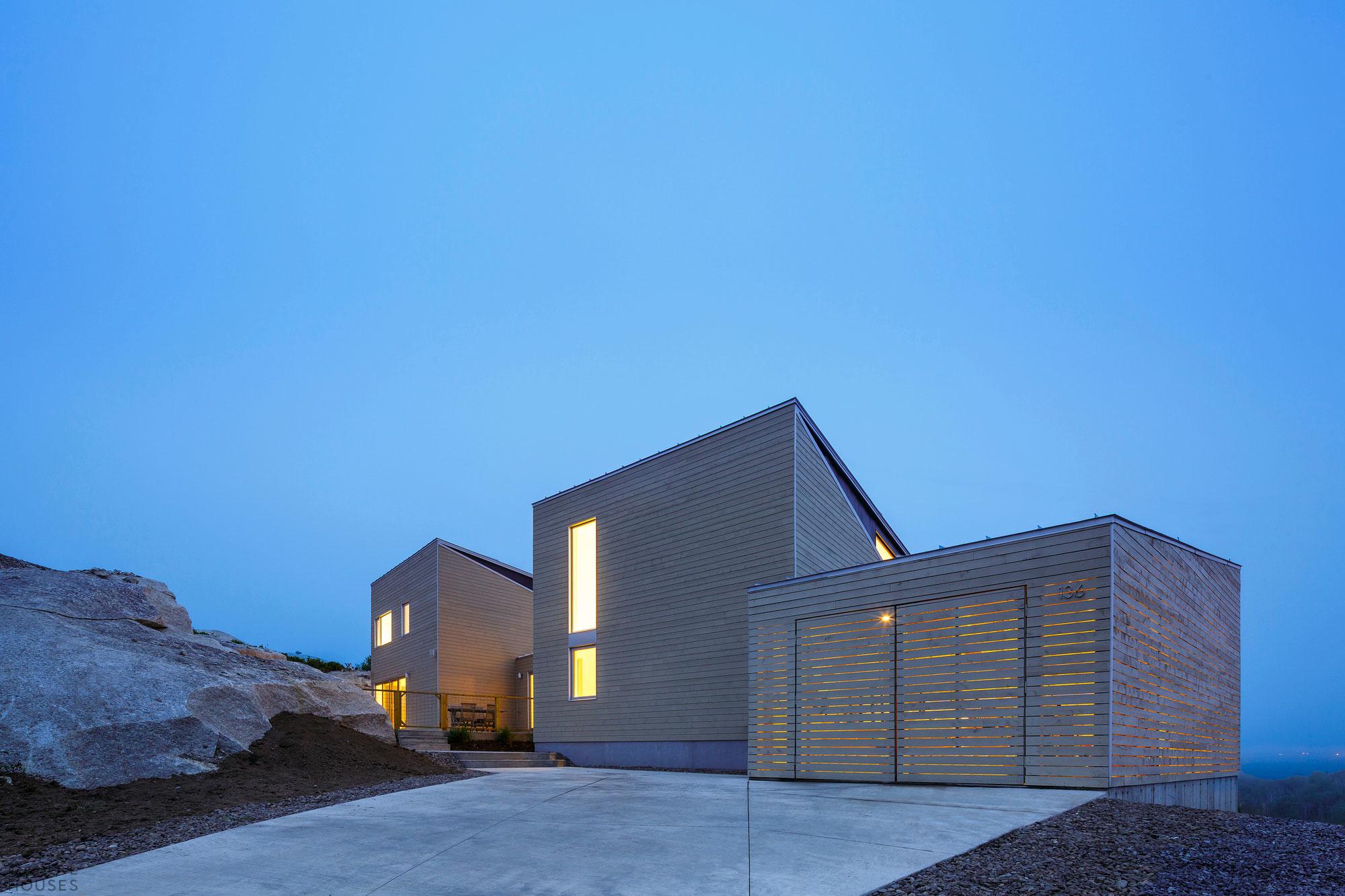 Дом с шикарным видом в Галифаксе, Канада