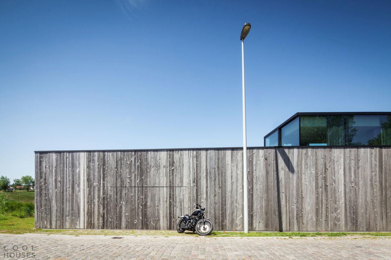 Особняк в приморском поселке Кнокке, Бельгия