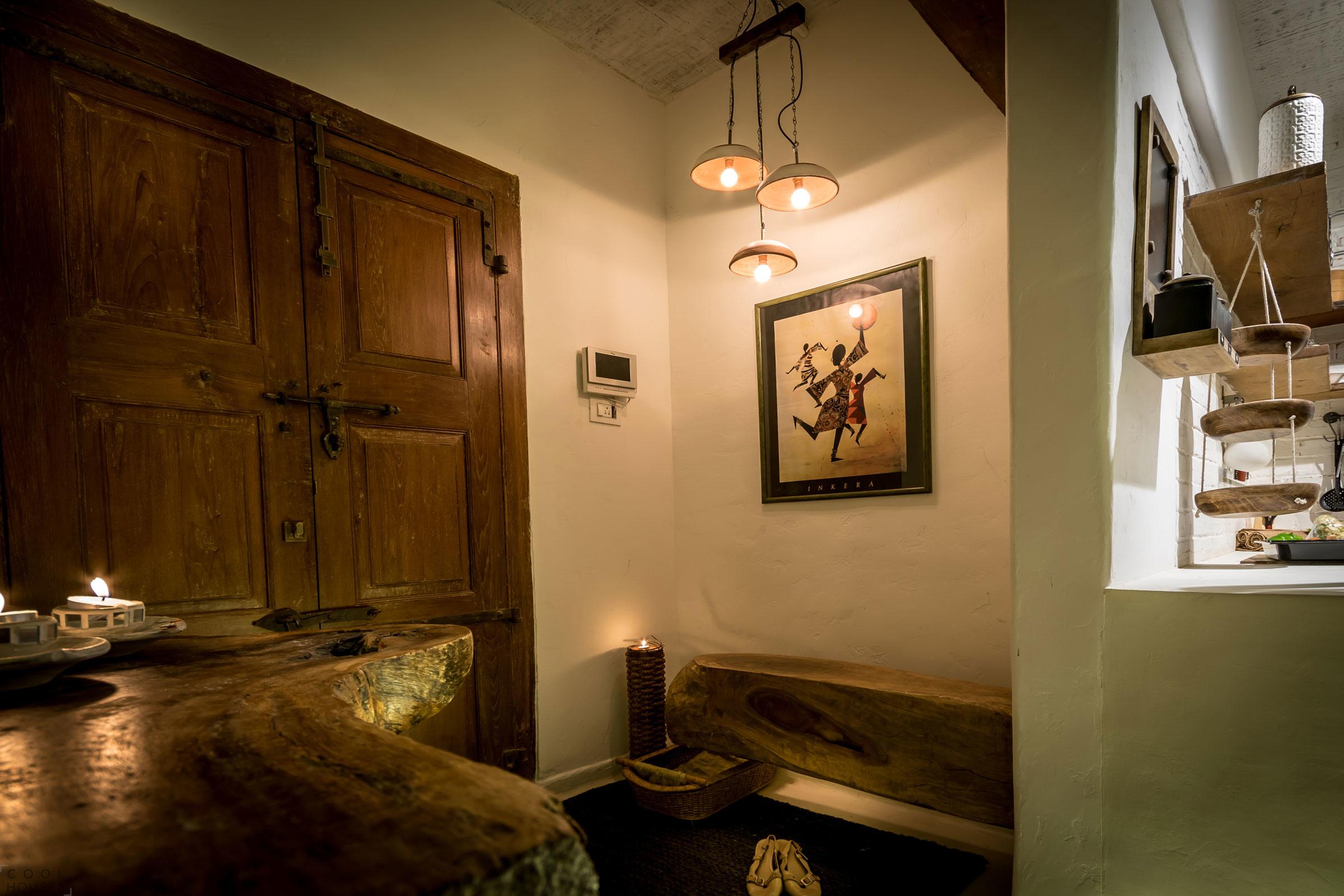 Резиденция с гламурным дизайном в Джуху, Индия