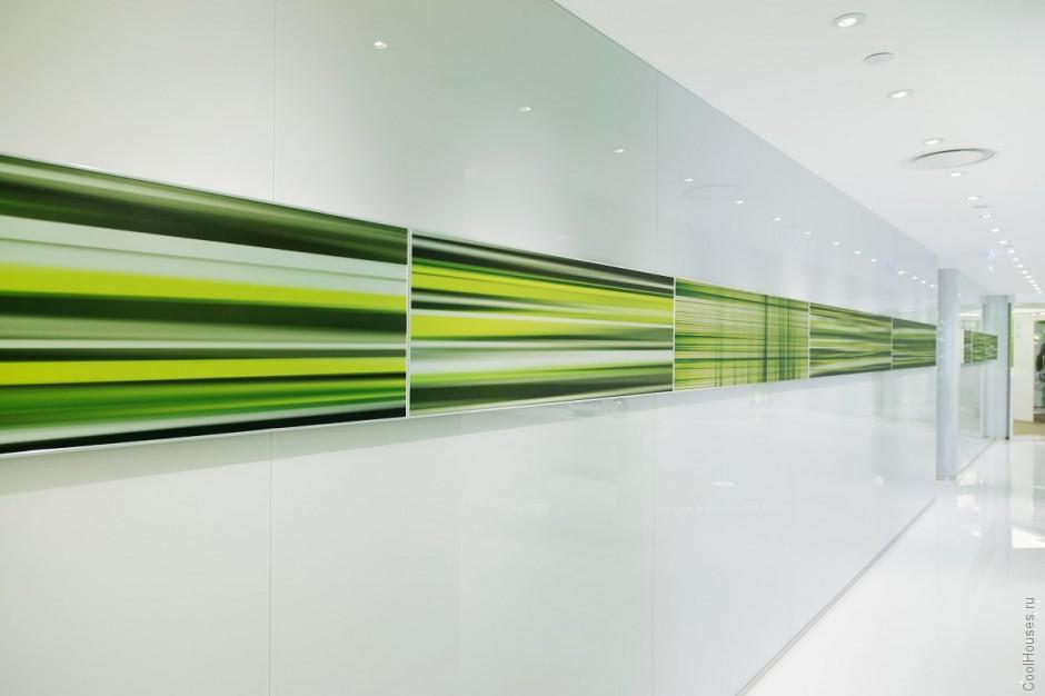 Дизайн медицинского центра в Гонконге