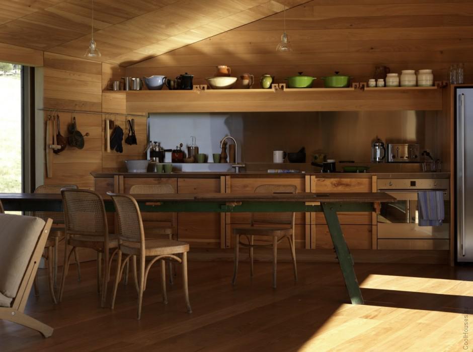 Дизайнерский дом для фермы
